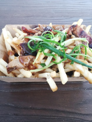 Peking Duck Fries