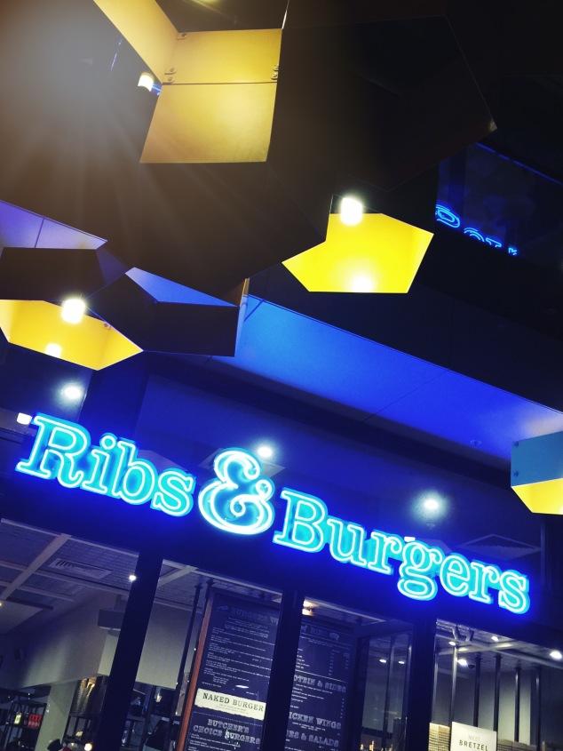 Ribs & Burgers Perth
