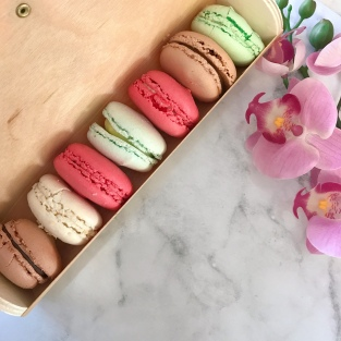 Macarons - Maison Saint Honore