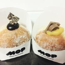 Boozy donuts - MOP