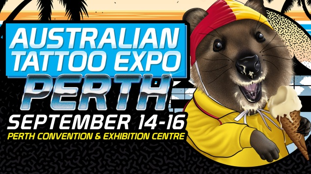 Aus tattoo expo